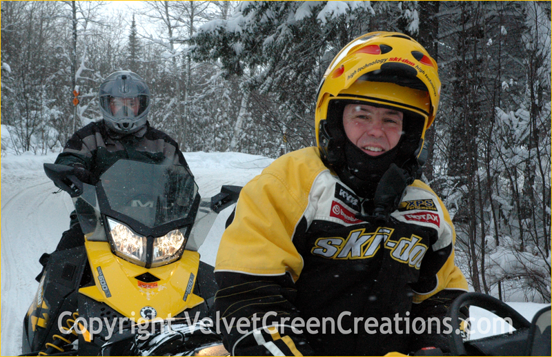 Newberry Snowmobiling