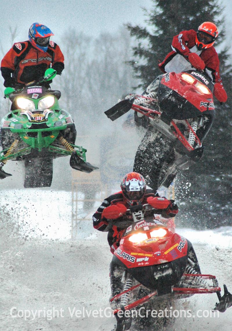 Snow X Racing in Newberry